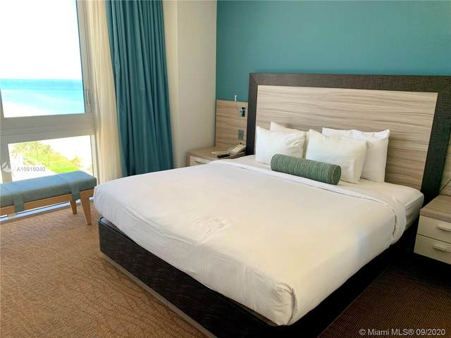 18683 Collins #1503, Sunny Isles Beach, FL 33160 (MLS #A10916040) :: Berkshire Hathaway HomeServices EWM Realty