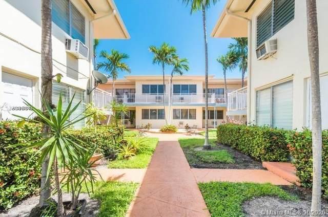 350 75th St #210, Miami Beach, FL 33141 (MLS #A10916175) :: Dalton Wade Real Estate Group