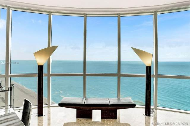 18101 Collins Ave #3409, Sunny Isles Beach, FL 33160 (MLS #A10916235) :: The Pearl Realty Group