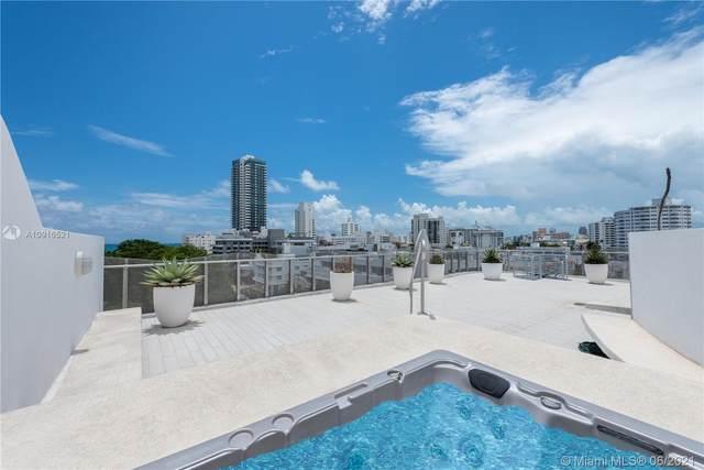 2100 Park Ave Ph507, Miami Beach, FL 33139 (#A10916521) :: Dalton Wade