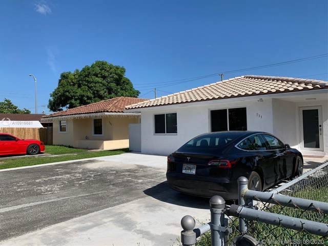 711 E 27th St, Hialeah, FL 33013 (MLS #A10916681) :: ONE | Sotheby's International Realty