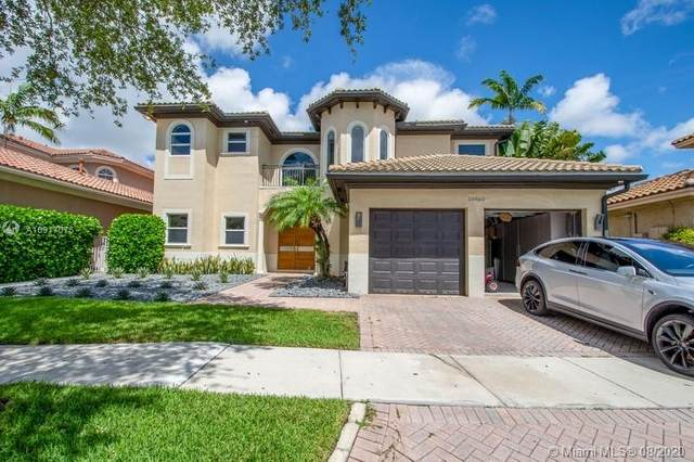 19460 Ambassador Ct, Miami, FL 33179 (MLS #A10917075) :: The Jack Coden Group