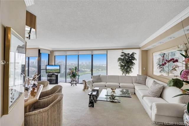 20281 E Country Club Dr #1515, Aventura, FL 33180 (MLS #A10917159) :: Castelli Real Estate Services
