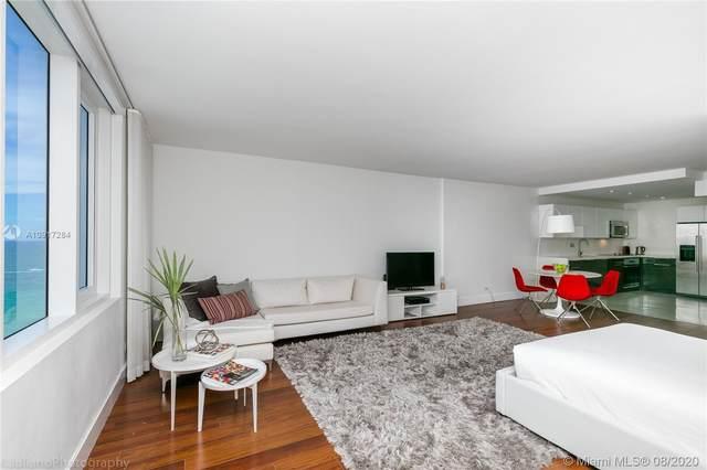 2301 Collins Ave #1112, Miami Beach, FL 33139 (MLS #A10917284) :: Berkshire Hathaway HomeServices EWM Realty