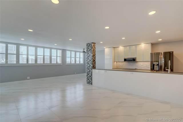 100 Golden Isles Dr #1203, Hallandale Beach, FL 33009 (MLS #A10917761) :: Berkshire Hathaway HomeServices EWM Realty