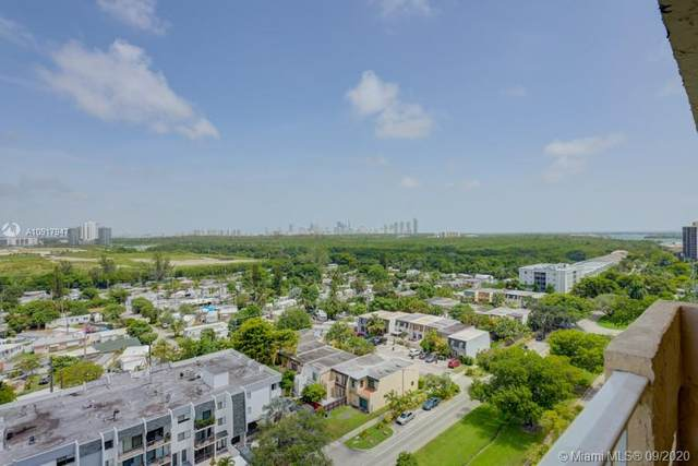 2350 NE 135th St #1502, North Miami, FL 33181 (MLS #A10917947) :: Ray De Leon with One Sotheby's International Realty