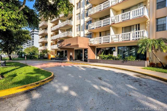 15600 NW 7th Ave #821, Miami, FL 33169 (MLS #A10918190) :: Green Realty Properties