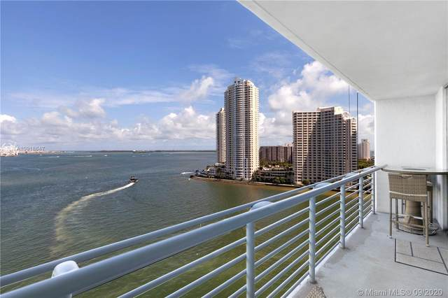 335 S Biscayne Blvd #1612, Miami, FL 33131 (MLS #A10918647) :: Carole Smith Real Estate Team