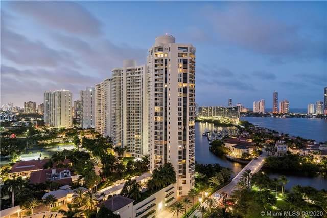 4100 Island Blvd #1704, Aventura, FL 33160 (MLS #A10918779) :: Berkshire Hathaway HomeServices EWM Realty