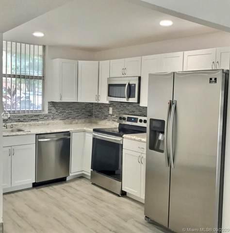 3801 Environ Blvd #116, Lauderhill, FL 33319 (MLS #A10918828) :: ONE Sotheby's International Realty