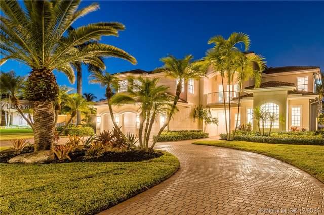 11375 Canyon Maple Blvd, Davie, FL 33330 (MLS #A10918911) :: Miami Villa Group