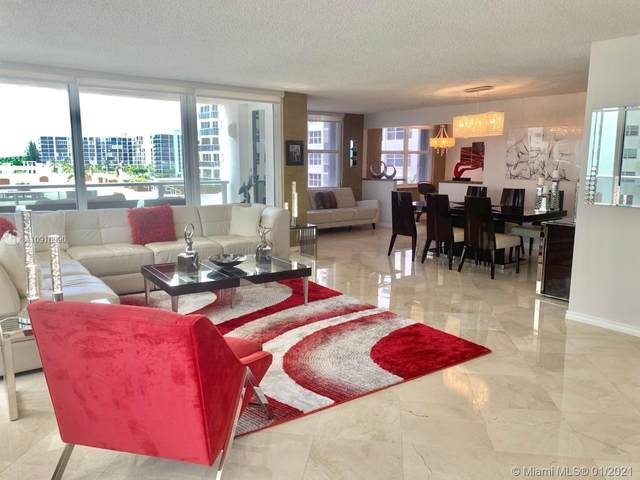 2751 S Ocean Dr 408S, Hollywood, FL 33019 (MLS #A10918990) :: Search Broward Real Estate Team