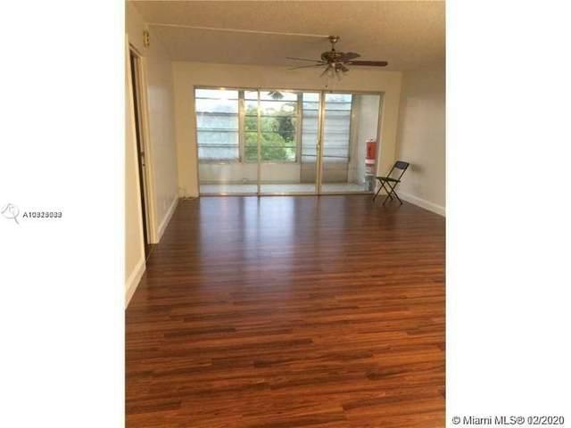 8370 Sands Point Blvd H304, Tamarac, FL 33321 (MLS #A10919039) :: Green Realty Properties