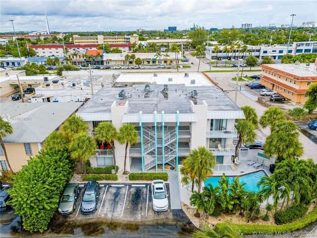 2715 NE 49th St #206, Fort Lauderdale, FL 33308 (MLS #A10919301) :: Berkshire Hathaway HomeServices EWM Realty