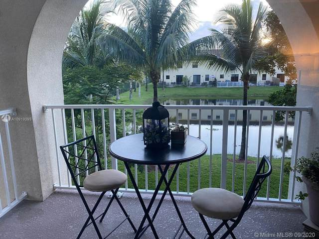 8650 NW 97th Ave #208, Doral, FL 33178 (MLS #A10919393) :: Berkshire Hathaway HomeServices EWM Realty