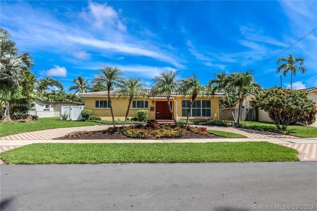 1311 Rodman St, Hollywood, FL 33019 (MLS #A10919400) :: ONE | Sotheby's International Realty