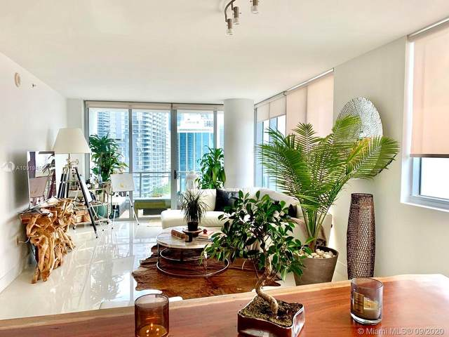 92 SW 3rd St #2305, Miami, FL 33130 (MLS #A10919458) :: ONE Sotheby's International Realty