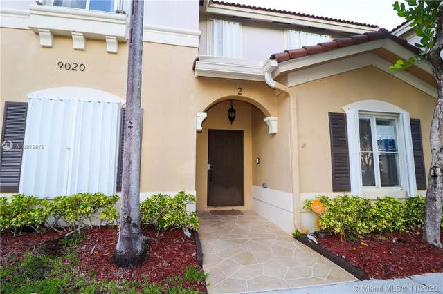9020 W Flagler St #2, Miami, FL 33174 (MLS #A10919876) :: The Rose Harris Group