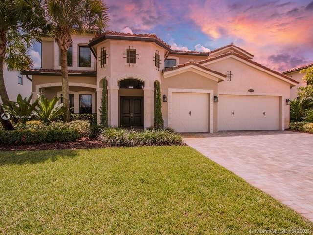 10660 SW 55th Street, Cooper City, FL 33328 (MLS #A10920039) :: Green Realty Properties