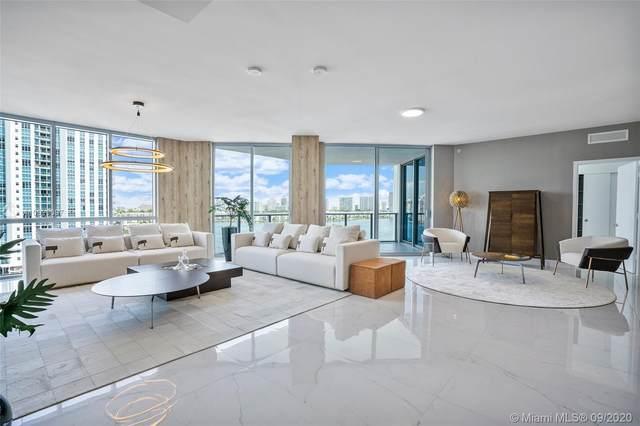 17111 Biscayne Blvd 905-907, North Miami Beach, FL 33160 (MLS #A10920097) :: Re/Max PowerPro Realty