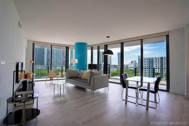 121 NE 34th St #904, Miami, FL 33137 (MLS #A10920311) :: The Pearl Realty Group