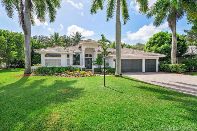10060 NW 62nd St, Parkland, FL 33076 (MLS #A10920604) :: Re/Max PowerPro Realty