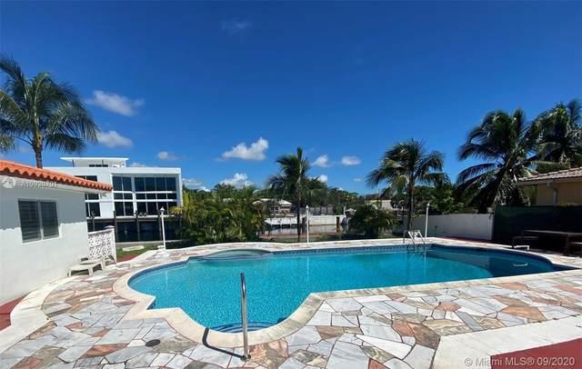 2095 Keystone Blvd, North Miami, FL 33181 (MLS #A10920701) :: The Teri Arbogast Team at Keller Williams Partners SW