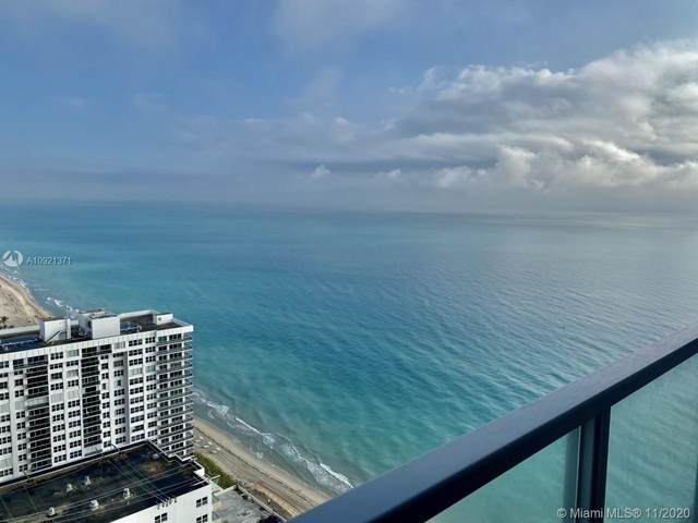 3101 S Ocean Dr #3005, Hollywood, FL 33019 (MLS #A10921371) :: Ray De Leon with One Sotheby's International Realty