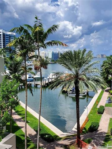 7910 Harbor Island Dr #410, North Bay Village, FL 33141 (MLS #A10921523) :: Patty Accorto Team
