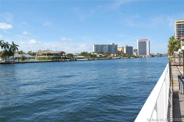 3135 S Ocean Dr #125, Hallandale Beach, FL 33009 (MLS #A10921650) :: Carole Smith Real Estate Team