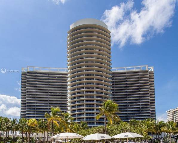 9703 Collins Ave #602, Bal Harbour, FL 33154 (MLS #A10921738) :: Patty Accorto Team