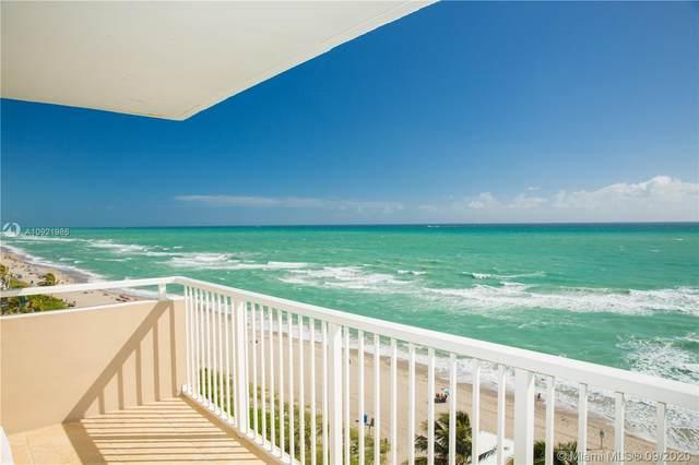 1950 S Ocean Dr 8P, Hallandale Beach, FL 33009 (MLS #A10921986) :: Carole Smith Real Estate Team