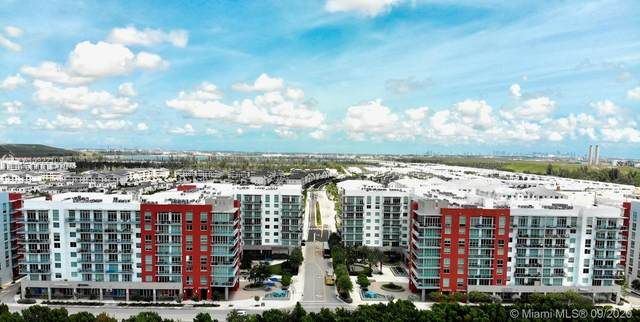 7661 NW 107th Ave #509, Doral, FL 33178 (MLS #A10922109) :: Ray De Leon with One Sotheby's International Realty