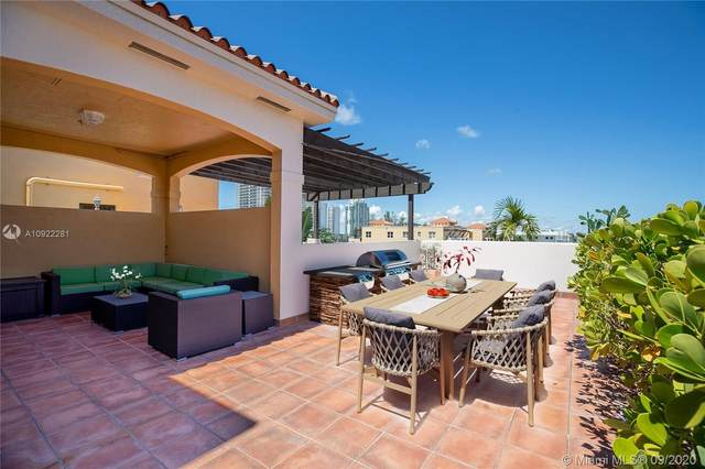 151 Michigan Ave #545, Miami Beach, FL 33139 (MLS #A10922281) :: Ray De Leon with One Sotheby's International Realty