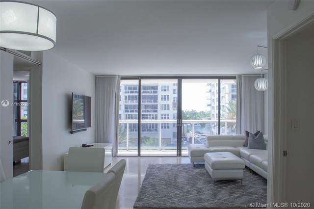 5757 Collins Ave #502, Miami Beach, FL 33140 (MLS #A10922381) :: Ray De Leon with One Sotheby's International Realty