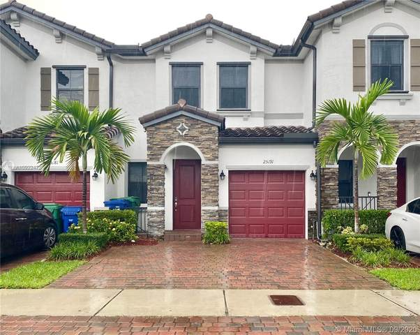 25191 SW 114th Ct #25191, Homestead, FL 33032 (MLS #A10922472) :: Re/Max PowerPro Realty