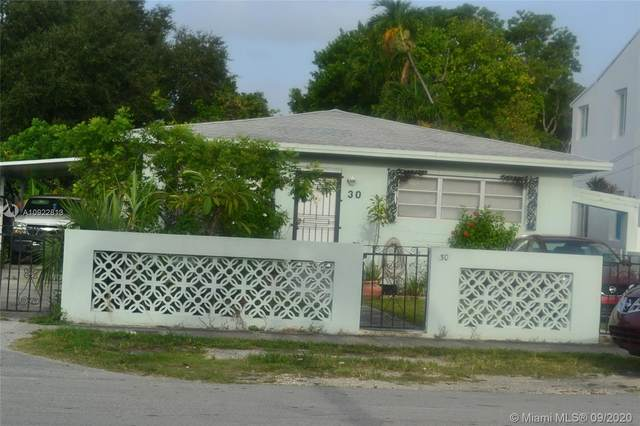 30 NW 24th Ave, Miami, FL 33125 (MLS #A10922813) :: Carole Smith Real Estate Team