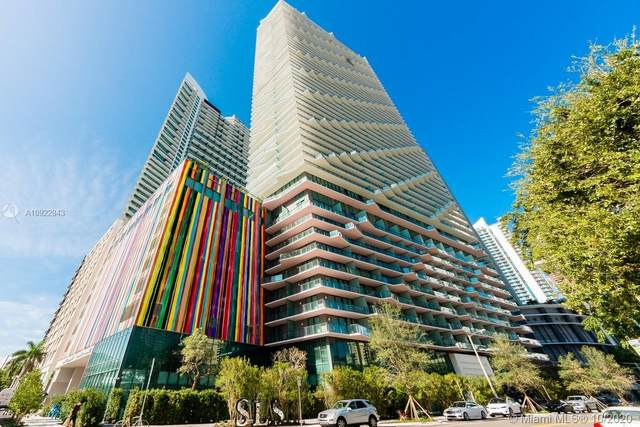 1300 S Miami Ave #2505, Miami, FL 33130 (MLS #A10922843) :: The Pearl Realty Group