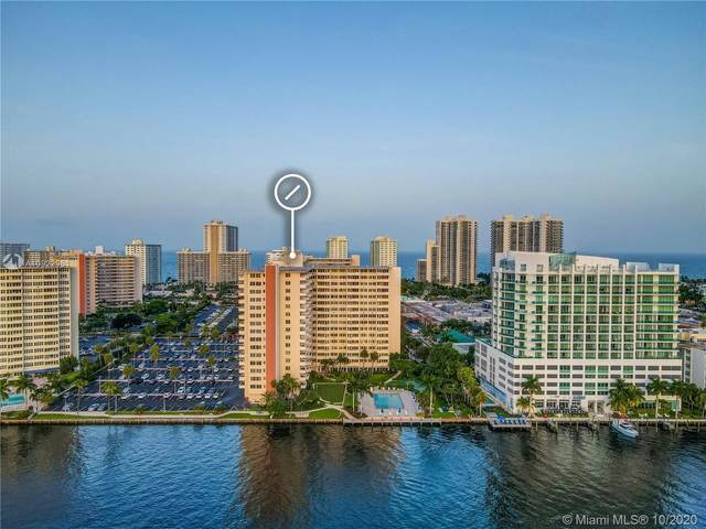 3233 NE 34th St #1604, Fort Lauderdale, FL 33308 (MLS #A10922961) :: Berkshire Hathaway HomeServices EWM Realty
