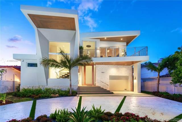 4610 Alton Rd, Miami Beach, FL 33140 (MLS #A10923482) :: Berkshire Hathaway HomeServices EWM Realty