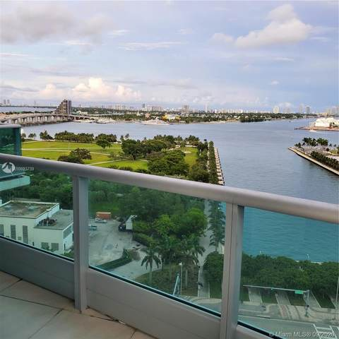 900 Biscayne Blvd #1801, Miami, FL 33132 (MLS #A10923739) :: Berkshire Hathaway HomeServices EWM Realty