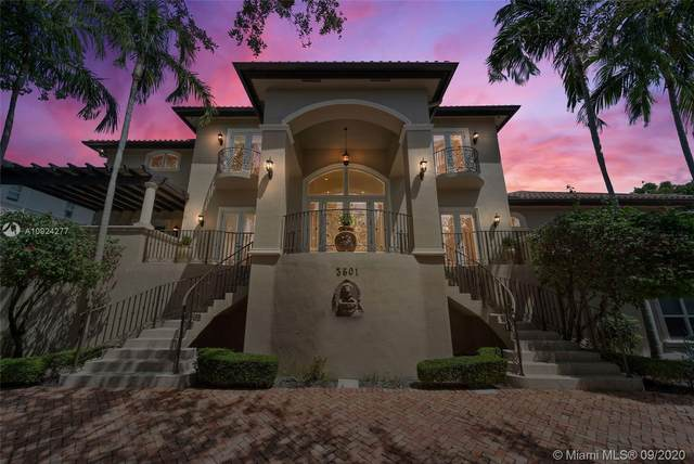 3601 Matheson Ave, Miami, FL 33133 (MLS #A10924277) :: The Riley Smith Group