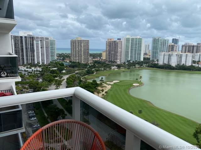 3625 N Country Club Dr #2208, Aventura, FL 33180 (MLS #A10924593) :: Ray De Leon with One Sotheby's International Realty