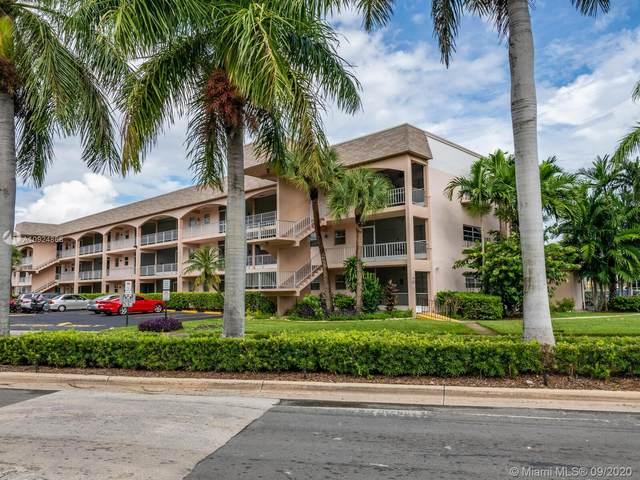 501 Blue Heron Dr 221-A, Hallandale Beach, FL 33009 (MLS #A10924868) :: Berkshire Hathaway HomeServices EWM Realty