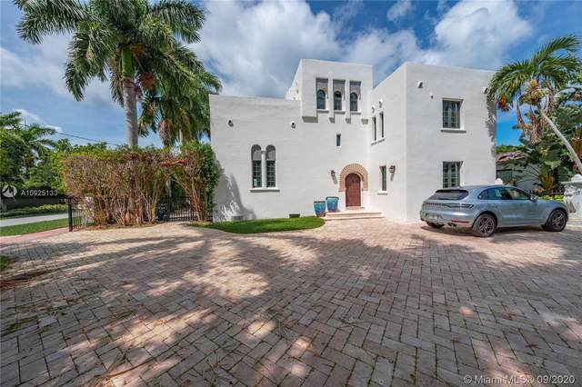 5300 Pine Tree Dr, Miami Beach, FL 33140 (MLS #A10925133) :: Berkshire Hathaway HomeServices EWM Realty
