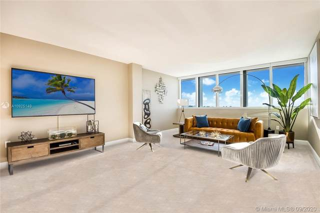 10275 Collins Ave #1530, Bal Harbour, FL 33154 (MLS #A10925149) :: Re/Max PowerPro Realty
