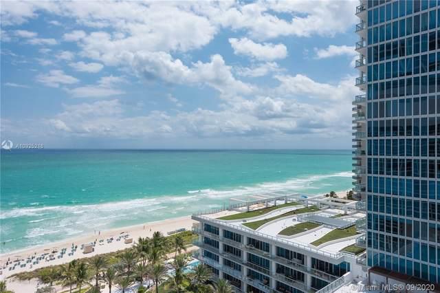 6801 Collins Ave #410, Miami Beach, FL 33141 (MLS #A10925216) :: Berkshire Hathaway HomeServices EWM Realty
