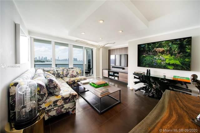1800 Sunset Harbour Dr #1410, Miami Beach, FL 33139 (MLS #A10925340) :: Berkshire Hathaway HomeServices EWM Realty