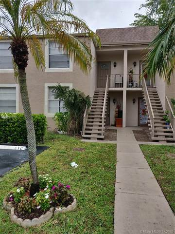 1110 NW 80th Ave #205, Margate, FL 33063 (MLS #A10925369) :: Albert Garcia Team