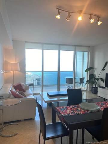 1830 S Ocean Dr #3809, Hallandale Beach, FL 33009 (MLS #A10925646) :: Castelli Real Estate Services